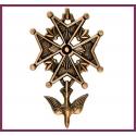 Croix de Camargue 18cm