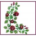 Rose 34cm