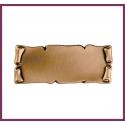 Parchemin bronze 11cm